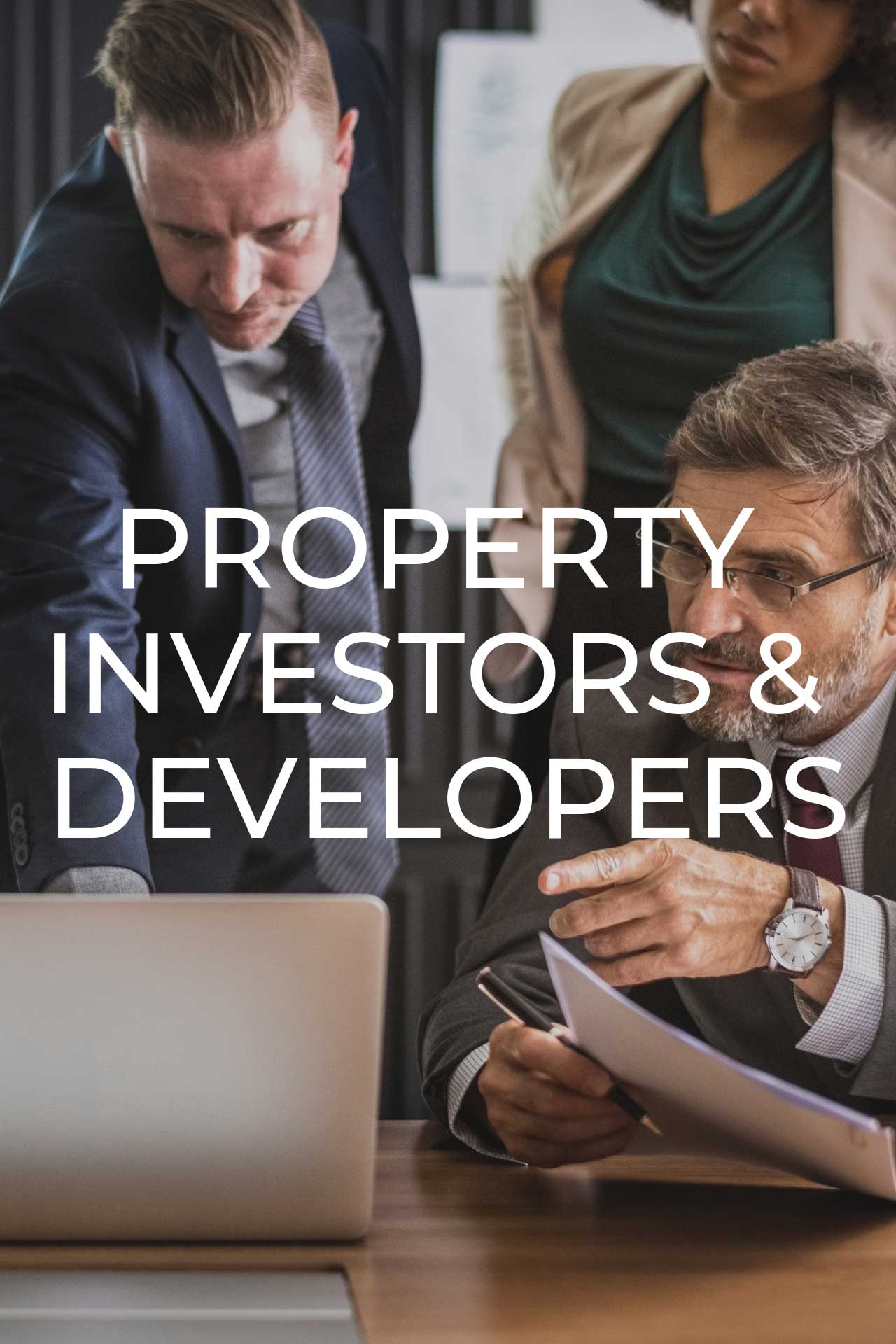 Property investors & developers